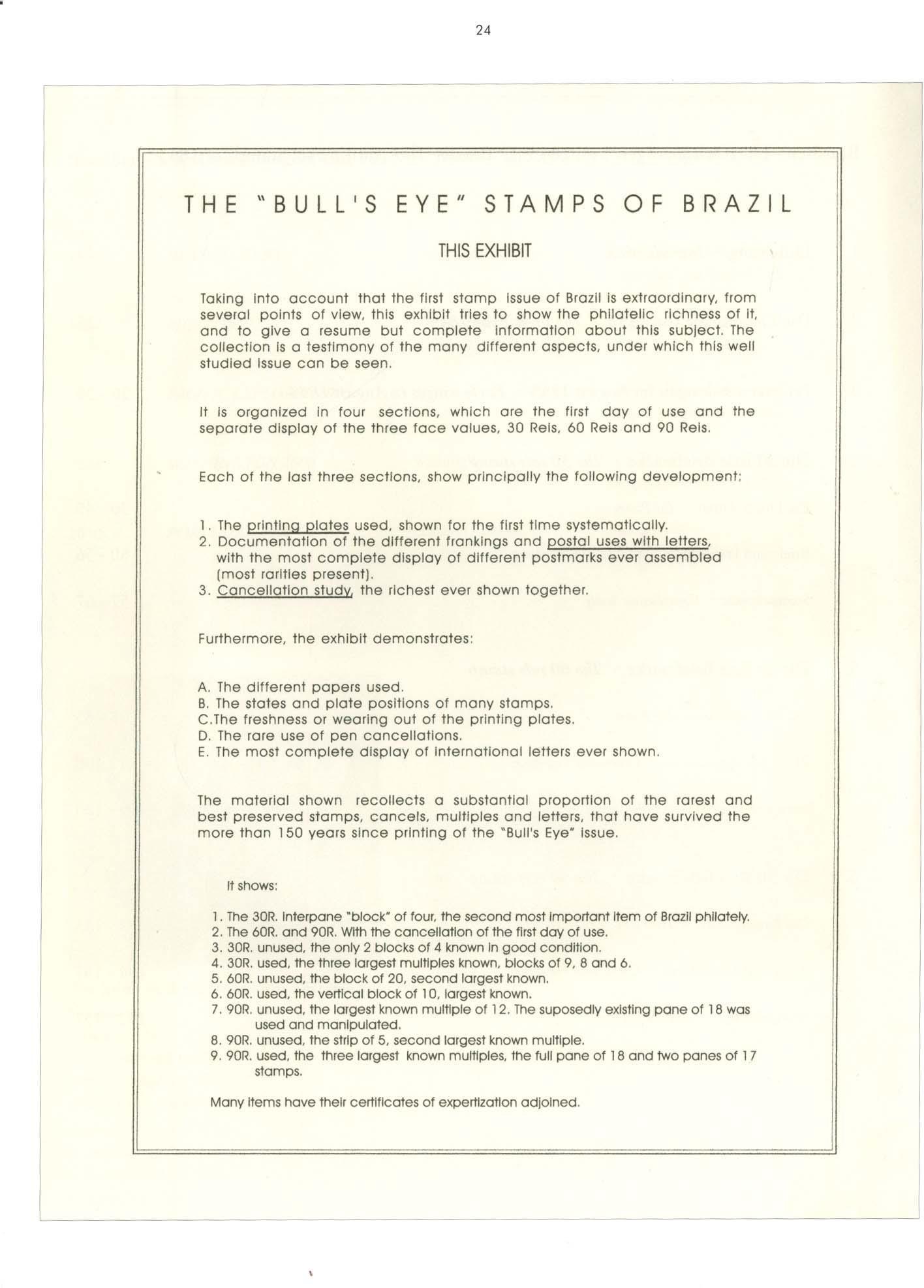Vol. 32: Brazil - The