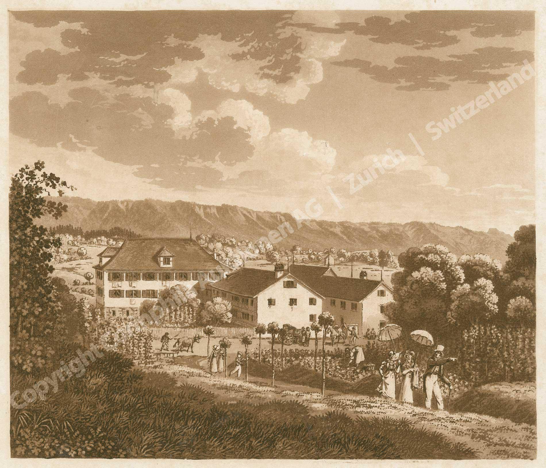 Nydelbad / Rüschlikon