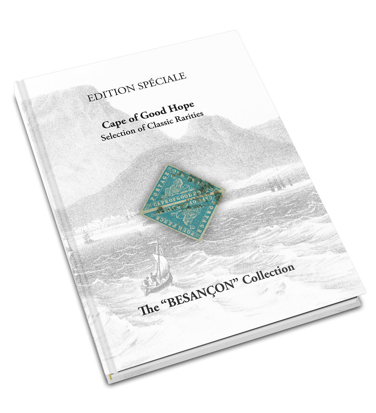 "EDITION SPÉCIALE: Cape of Good Hope - The ""BESANÇON"" Collection"