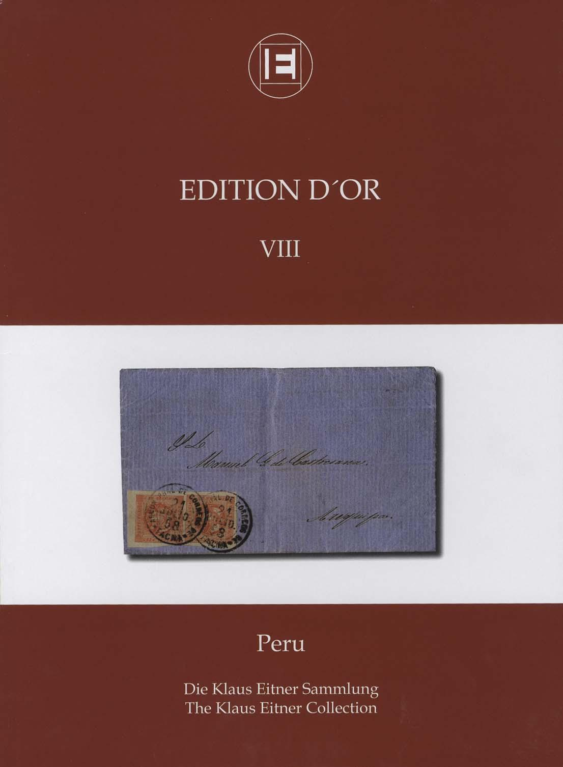 Vol. 8: Peru • The Klaus Eitner Collection