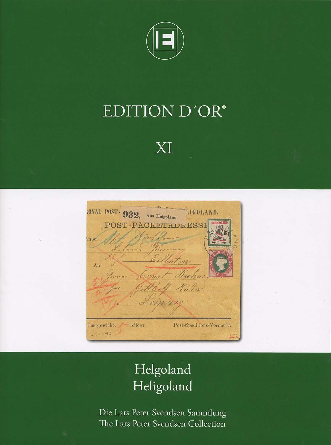 Vol. 11: Heligoland • The Lars Peter Svendsen Collection
