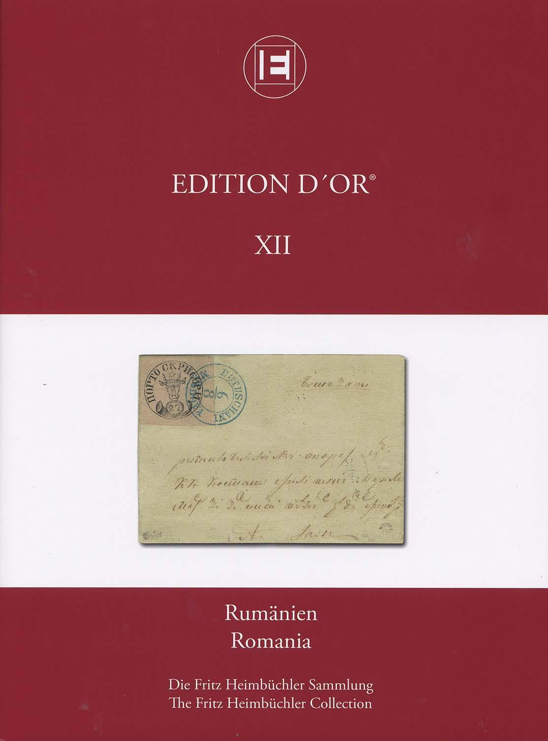 Vol. 12: Romania • The Fritz Heimbüchler Collection